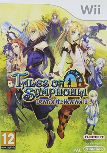 Tales Of Symphonia: Dawn The New World (Nintendo Wii)
