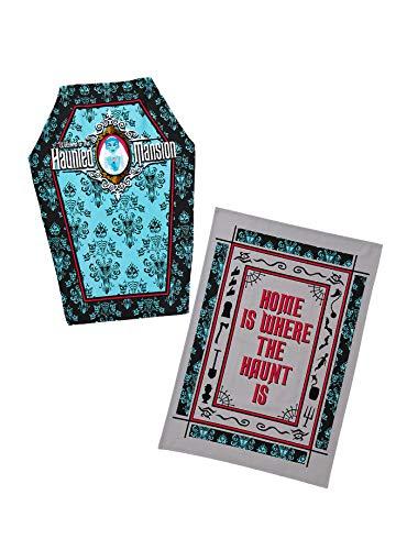 Tvmoviegifts Disney The Haunted Mansion Tea Towel Set