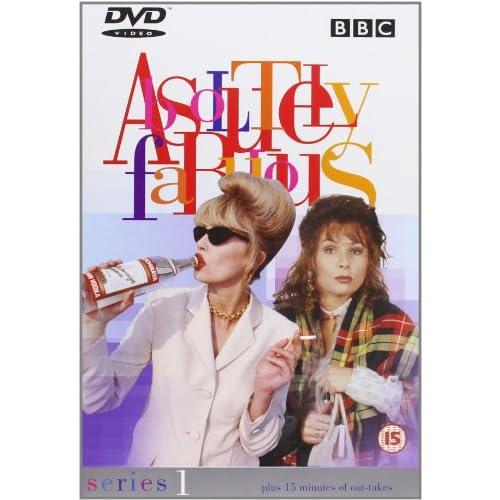 Absolutely Fabulous - Series 1 [Edizione: Regno Unito] [Edizione: Regno Unito]