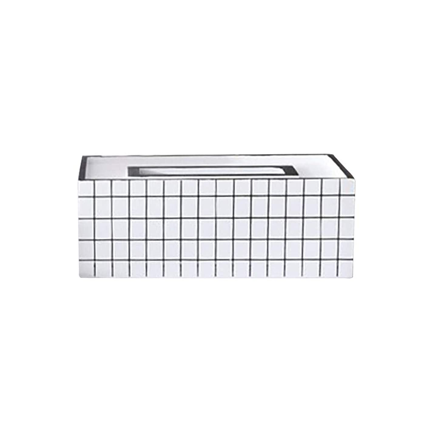 輸送にんじん相談するRencaifeinimo2019最新 おしゃれ 耐久性が良い北欧INS木製工芸品リビングルームダイニングルーム装飾ティッシュボックス