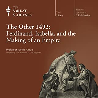 The Other 1492: Ferdinand, Isabella, and the Making of an Empire cover art