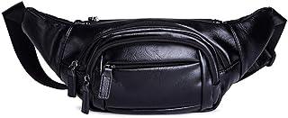 Bageek Mens Chest Bag Waist Bag Portable Multi Purpose Sling Backpack Sling Bag for Travel