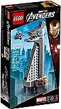 bekannt Super Heroes 40334 Los Vengadores Torre de Iron Man