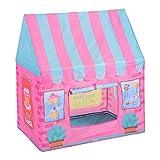 Kinder Zelt Spielzeug, Prinzessin Spielhaus Kinder Wüste Haus Mädchen rosa spielen Outdoor Indoor...