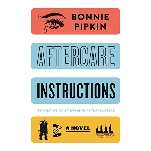 Aftercare Instructions audiobook cover art