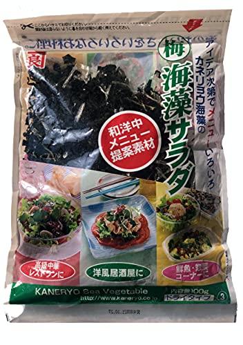 Dry Seaweed Kaiso Salad Mix, 3.5oz, All Natural, Vegan & Keto, Product of Japan