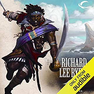 The Reaver audiobook cover art