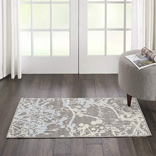 Marca de Amazon - Movian Timok, alfombra rectangular, 121,9 de largo x 61 cm de ancho (diseño geométrico)