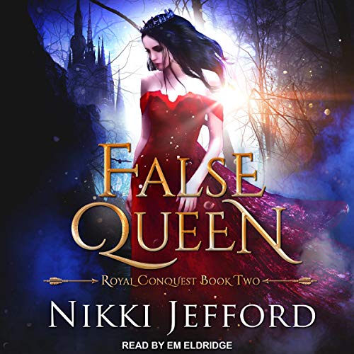 False Queen cover art