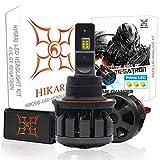 HIKARI Ultra LED Headlight Bulbs Conversion Kit -H13/9008, Prime LED 12000lm 6000K Cool White