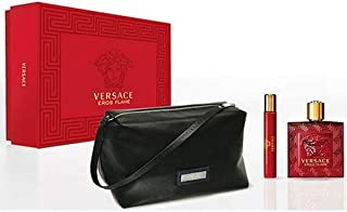 Versace Eros Flame Lote 3 Pz - 5 ml