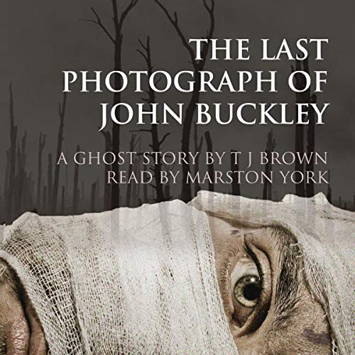 The Last Photograph of John Buckley cover art