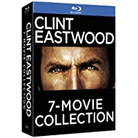 Clint Eastwood: The Universal Pictures 7-Movie Collection [Blu-ray]