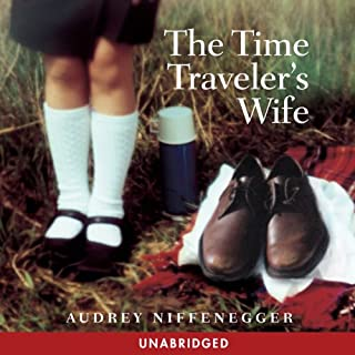 The Time Traveler's Wife audiobook cover art