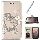 Robinsoni Custodia Compatibile con Samsung Galaxy Note 10 Pro Case Libro Flip Samsung Gala...