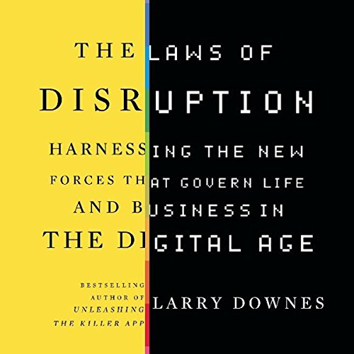 The Laws of Disruption cover art