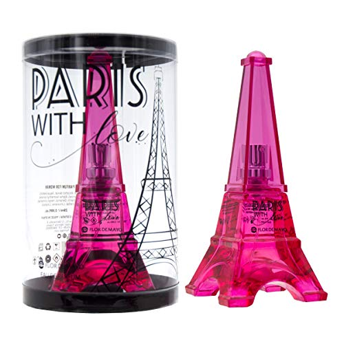 Flor de Mayo, Mini Eau de Parfum Paris With Love Premium, 30ml