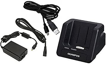 Olympus ACCESSORYSKIT (Cradle, Power Adapter & USB Cable ) for DS-7000 & DS-3500