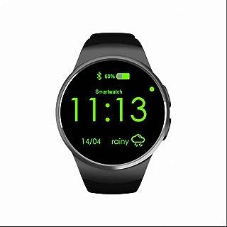 Reloj Intelligent Smart Watch Teléfono con Alarma y Cronómetro/Seguimiento de calorías/Análisis de Sueño/Control Cámara/Monitores de Actividad/Reloj sport para Android e iOS Teléfono