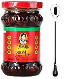 老干媽油辣椒【3個セット】 ピーナツ入りラー油 中華食材 275gX3個