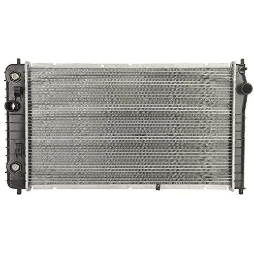 Klimoto Radiator | fits Chevrolet Cavalier 2002-2005 Pontiac Sunfire 2002-2005 2.2L 2.4L L4 | Replaces GM3010415 GM3010416 22661209 22661218 52381211