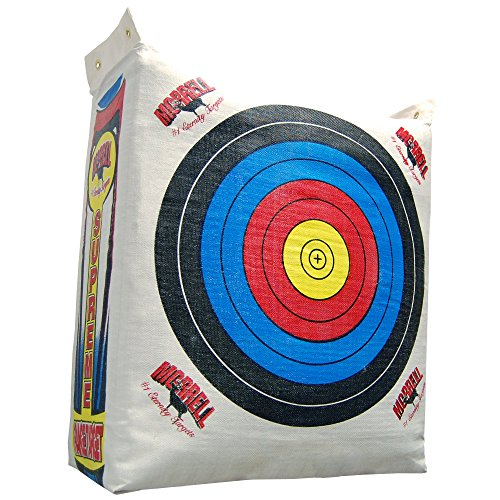 Morrell Supreme Range Field Point Bag Archery Target - for Adult Bows with NASP Scoring Rings