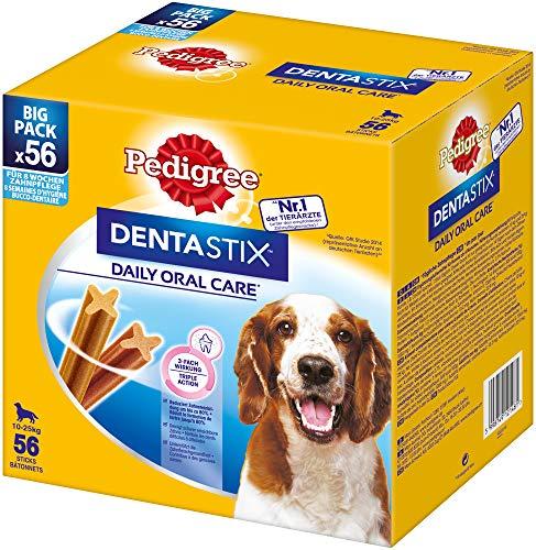 Pedigree Hundesnacks Hundeleckerli Dentastix Daily Oral Care Zahnpflege , ( 1440g)