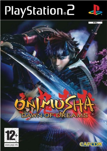 Capcom Onimusha: Dawn of Dreams, PS2