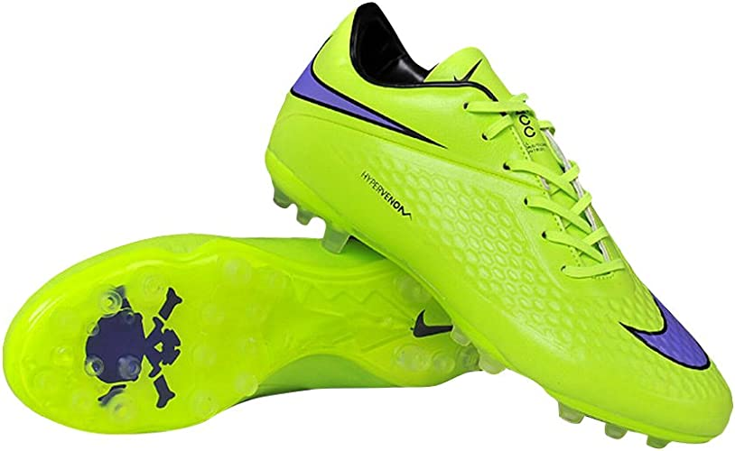 Frank Chaussures Hommes Bottes de Football Hypervenom Phelon AG Football