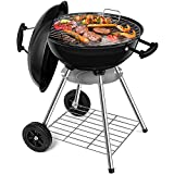 Best Camping BBQ Grill: Beau Jardin 18 inch Portable Charcoal Grill Review