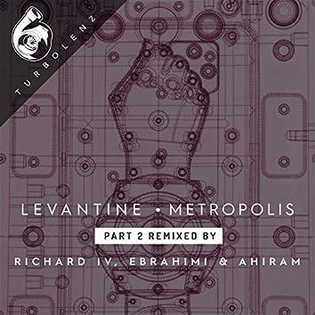 Metropolis: Reconstructed, Pt. 2