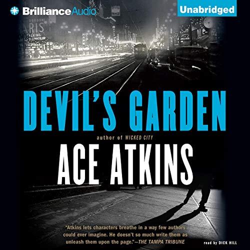 Devil's Garden audiobook cover art
