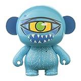 Monster Mini Speaker Pariz One Blue Monster - Altavoz portátil USB 2.0, amplificador de 2.5 W, color azul