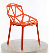 Living Room Furniture Sets Chair, Dining Chair Nordic Simple Lounge Chair Designer Coffee Chair Dining Table Chair bar Cha...
