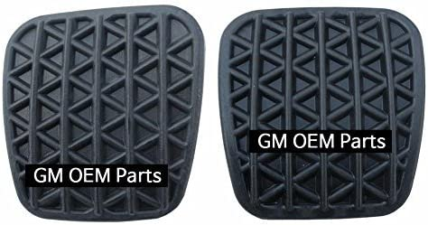 Chevrolet Brake+Clutch Pedal Max 48% OFF Pad Rubber for T GM Cruze Max 59% OFF 200 M