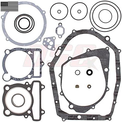 Complete Gasket Kit For Yamaha YFM400 quality assurance Directly managed store 4WD Kodiak 1993-1998