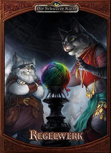Die Schwarze Katze - Regelwerk (Die Schwarze Katze Buch)