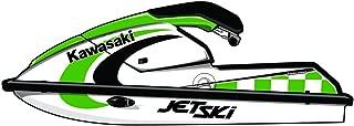 Exotic Signs Kawasaki 650 SX Graphic Kit - EK0005K650