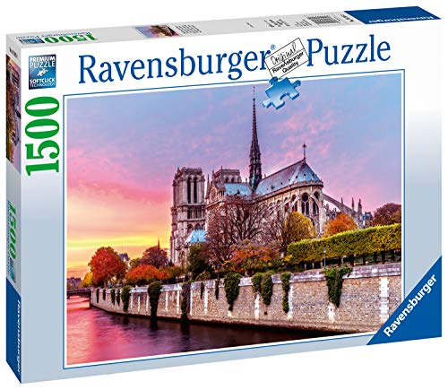 Ravensburger Puzzle 16345 - Malerisches Notre Dame - 1500 Teile