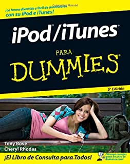 iPod / iTunes Para Dummies (Spanish Edition)