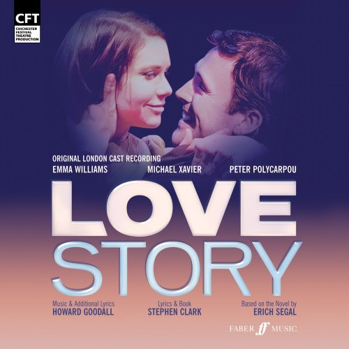 Love Story: Original Cast Recording (CD)