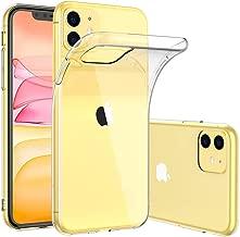 Elekin Cover iPhone 11 Trasparente iPhone 11 Silicone Custodia