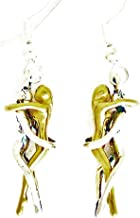 product image for Woman/Woman Embrace Earrings