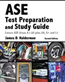 ASE Test Prep and Study Guide (Automotive Comprehensive Books)