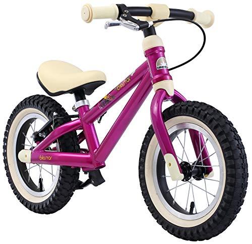 BIKESTAR Bicicleta sin Pedales para niños y niñas 3-4 años | Bici con Ruedas de 12