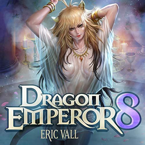 Dragon Emperor 8 cover art