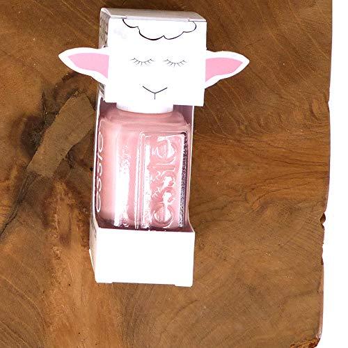 (100ml/133,25) Geschenk-Set essie Nagellack 15 Sugar Daddy/leichte Maniküre & sehr natürliche Nägel