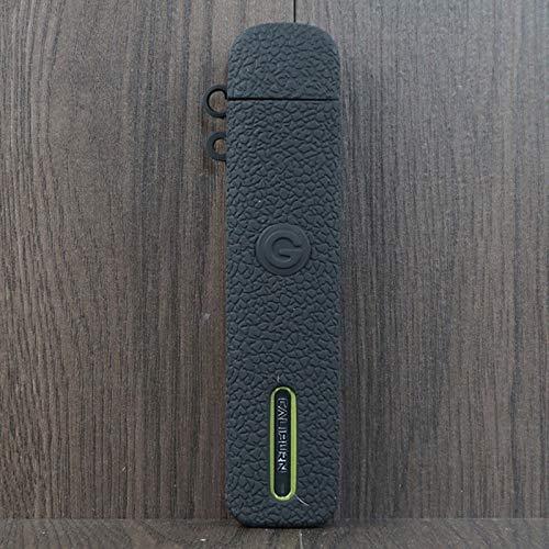 Custodia in silicone per Uwell Caliburn G Pod Kit Antiscivolo Cover Shield Sleeve Wrap Decal Skin (nero)