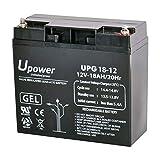 Master U-Power Bateria Plomo Gel UPG 18Ah 12V