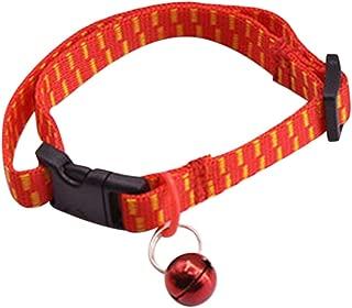 Sylar Collares Antiparasitarios para Perros, Arnés Acolchado para Perro Ajustable Perro Cinturón De Seguridad De Nylon Collares De Adiestramiento para Perros Medianos Y Grandes